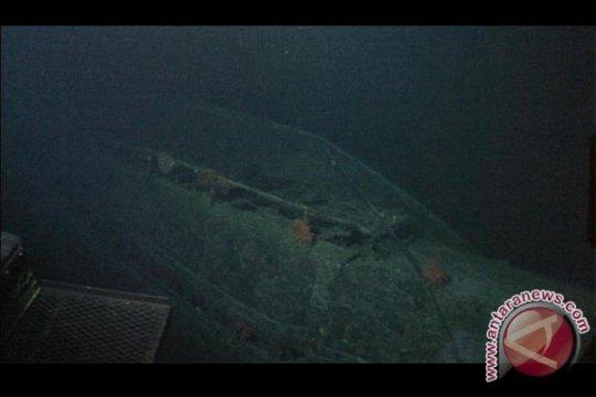 Kapal selam Jepang dan kapal swasta alami kecelakaan di laut Pasifik
