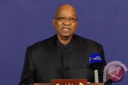Afrika Selatan tidak mengusir warga asing, kata Presiden Zuma