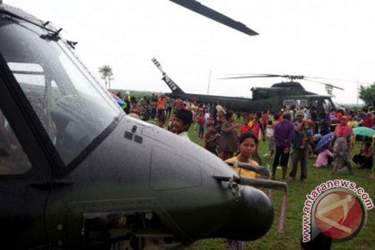 Danlanud Adisutipto: tiga penumpang helikopter jatuh meninggal dunia