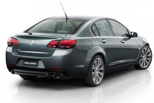 Holden tutup pabrik di Australia pada 2017