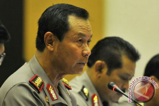 Kapolri: ledakan Pasuruan tak terkait teroris