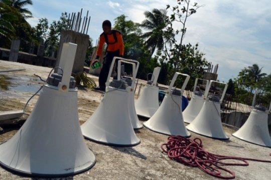 BSN tetapkan SNI sistem peringatan dini bencana