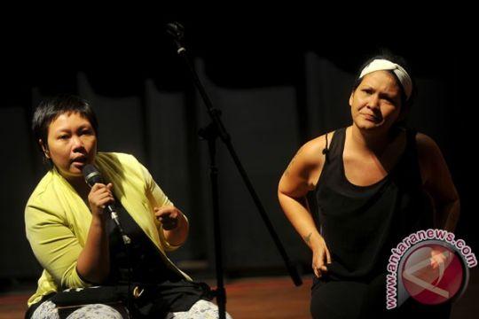 Inayah Wahid kembali bermain teater
