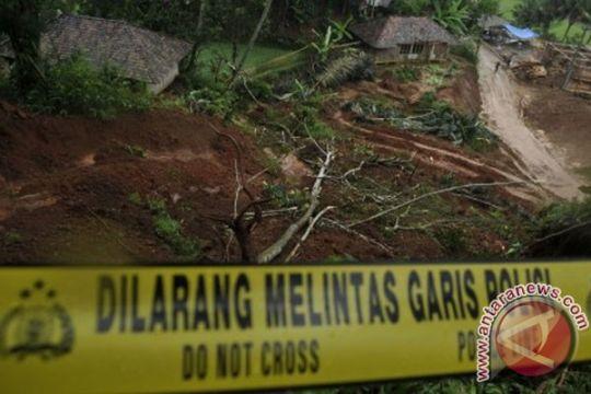 Seorang warga Sukadana tewas saat bakar lahan