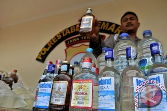 Jelang Ramadhan, Ansor Mamuju desak polisi sita miras ilegal