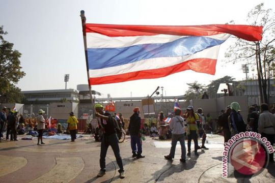 Unjuk rasa terbesar pejuang lingkungan Thailand sejak tentara berkuasa