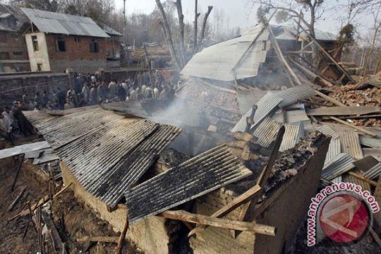 Pemberontak tewaskan dua tentara di Kashmir India