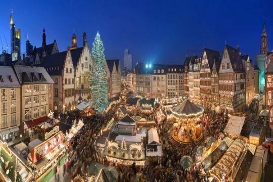 Umat Nasrasni RI di Jerman rayakan Natal