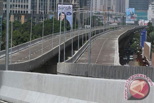 JLNT Kampung Melayu-Tanah Abang diresmikan hari ini