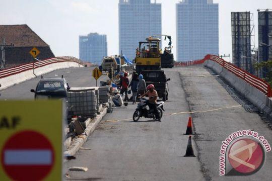 Jalan layang Bintaro Permai diharapkan kurangi angka kecelakaan