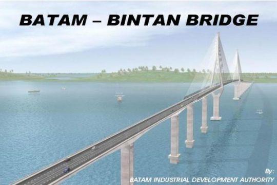 Pemprov Kepri siapkan pembebasan lahan jembatan Batam-Bintan
