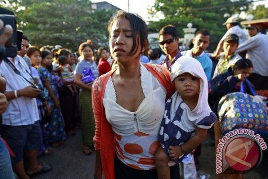 Myanmar beri pengampunan pada lebih 9 ribu tahanan
