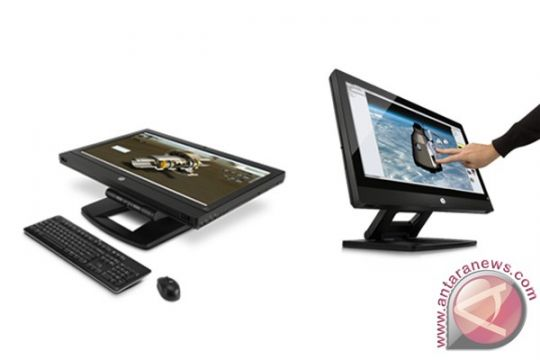 All-in-one Workstation baru dari HP, Z1 G2