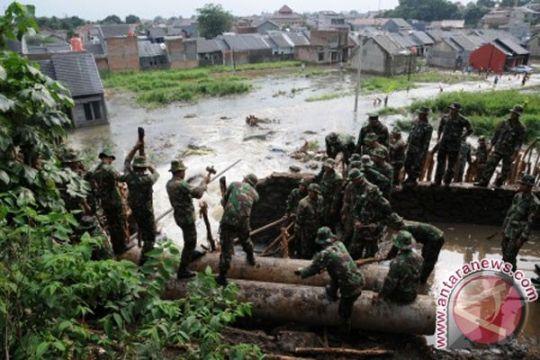 Sejumlah wilayah di Depok terendam banjir