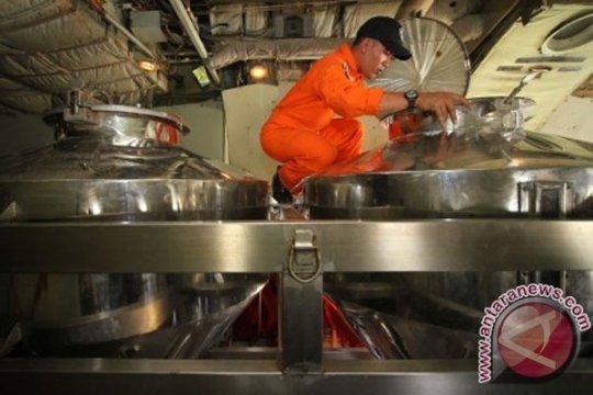 Hampir 105 ton garam ditebar di Riau untuk hujan buatan