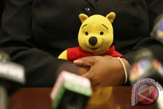Winnie-the-Pooh bertemu Ratu Inggris dalam seri petualangan teranyar