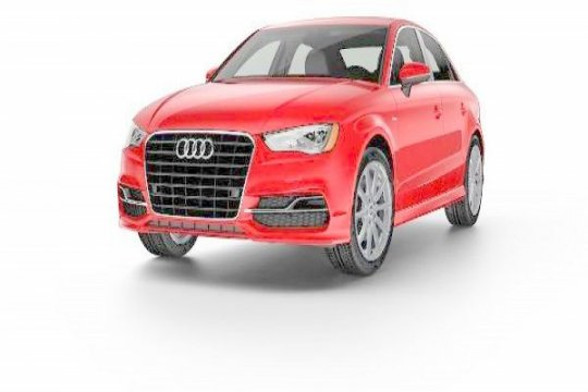 Audi A3 menangi World Car of the Year 2014
