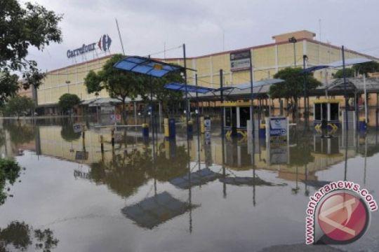 20 permukiman Bekasi kebanjiran