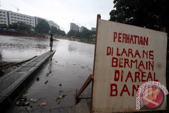 Intensitas hujan di Jakarta diprakirakan mulai turun