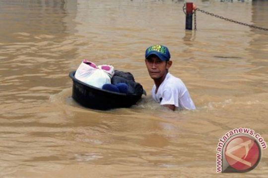 Puluhan rumah di Subang terendam banjir