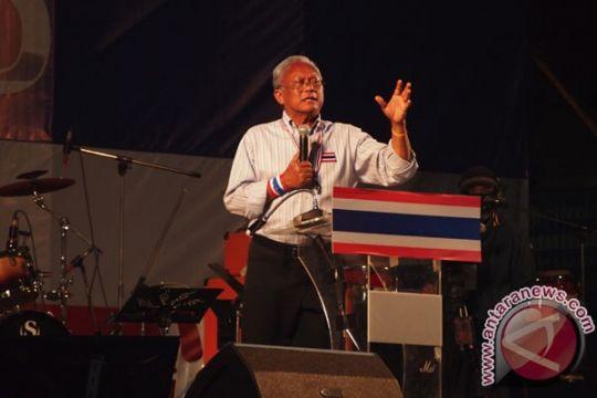 Jelang pemilu Thailand, unjuk rasa terus berlangsung