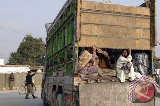 Serangan udara di Afghanistan tewaskan 45 warga sipil dan Taliban