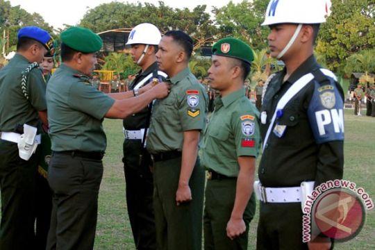 41 prajurit TNI Kodam Iskandar Muda dipecat