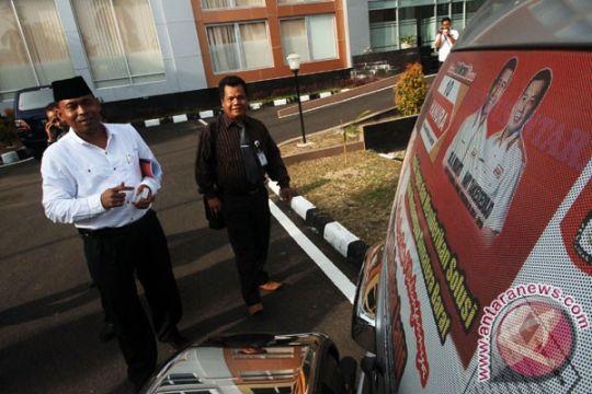 Mantan dirut PDAM Padang bebas