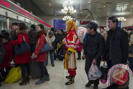 Pengadilan Beijing kabulkan gugatan merokok di kereta