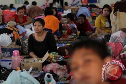 13 ribuan warga Jakarta masih mengungsi akibat banjir