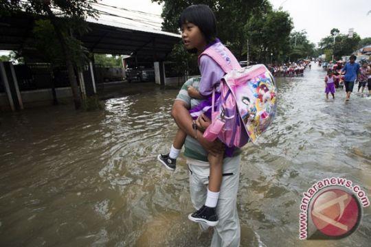 Pekalongan kembali dilanda banjir