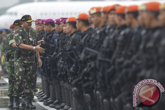 TNI siap mengamankan Pemilu 2014
