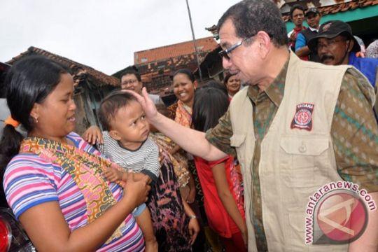 Korban banjir Pekalongan dapat bantuan pemerintah