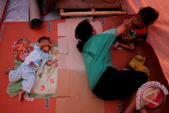 Sejumlah pengungsi Kampung Pulo alami kejenuhan
