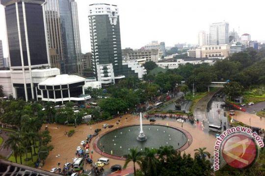 Waspada, BMKG perkirakan hujan masih guyur Jakarta hingga Jumat