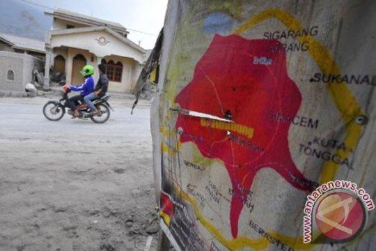 Lokasi pengungsian Sinabung sediakan bilik asmara
