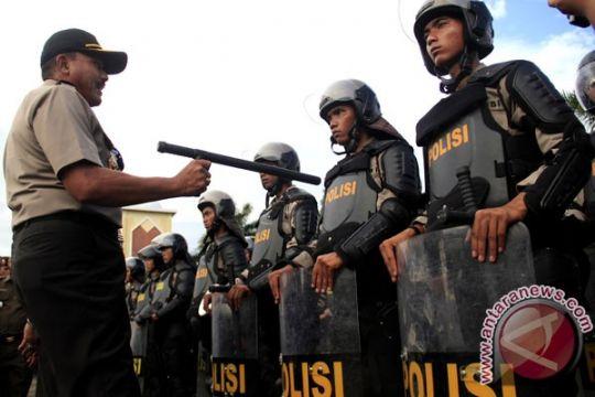 Polda jaga masuk Jakarta jelang putusan MK
