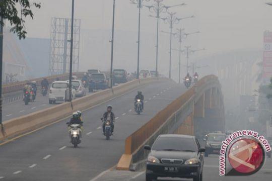 Sekolah di Riau libur sementara akibat asap