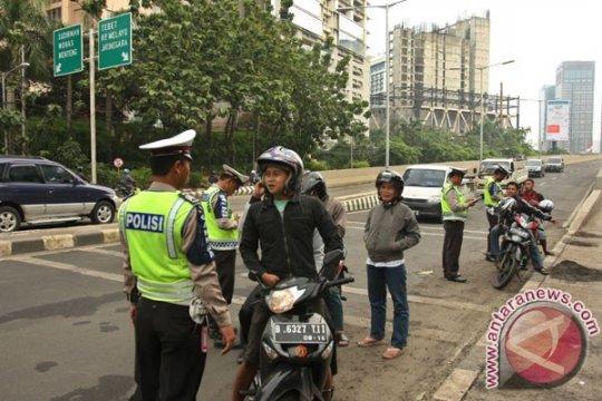 Polda Metro Jaya selidiki video viral pemotor masuk Tol JORR