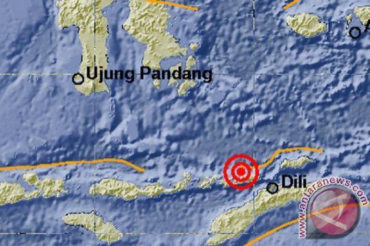 Gempa bumi 4,2 SR guncang Alor
