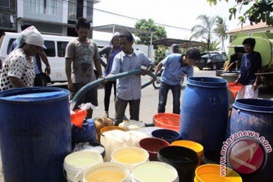 Kota Tanjungpinang-Kepri alami krisis air, sebut PDAM