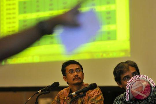 KPU sahkan perolehan suara pileg delapan provinsi