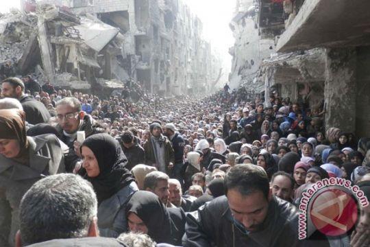 Bantuan pengungsi Palestina di Yarmouk tertunda