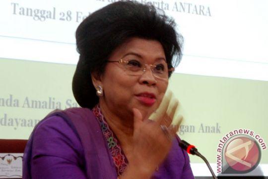 Menteri: Kuota polwan diharapkan minimal 30 persen