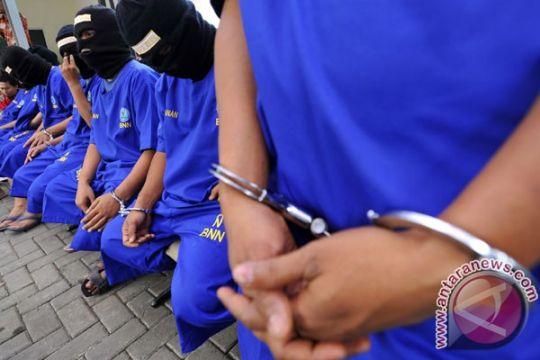 Polisi tangkap dua pengedar narkoba jaringan internasional