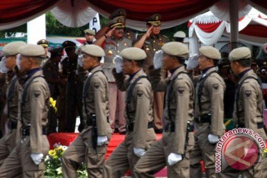 Pemkot Surabaya perbanyak Satpol PP perempuan