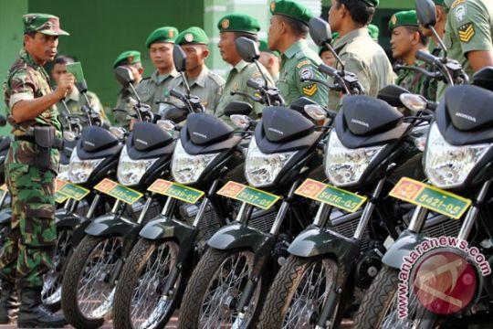 """Tamtama TNI AD """"pengarah"""" calon presiden ditahan berat"""