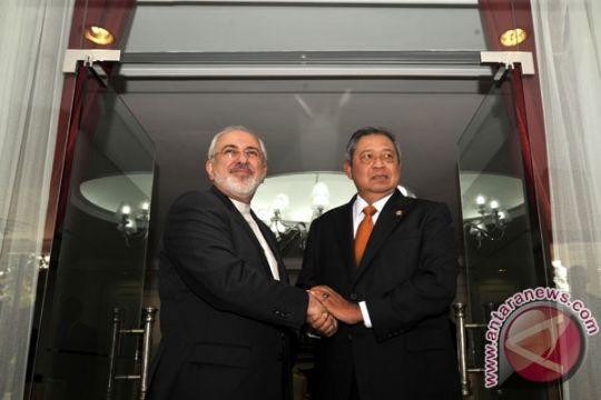 Presiden terima menlu Iran
