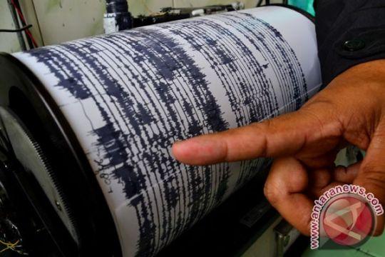Gempa di 5,9 SR kagetkan warga Gorontalo