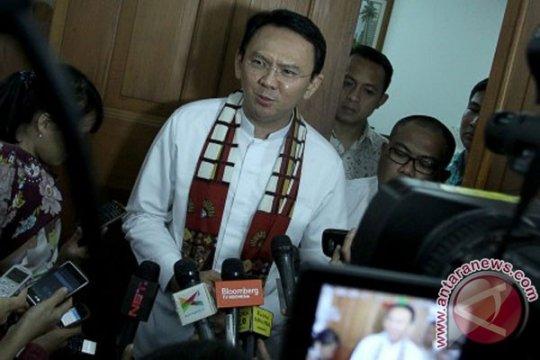 Ahok dilarang memutasi PNS selama jadi Plt Gubernur